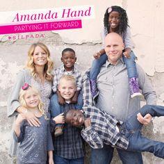 Silpada turned Amanda's dream of adopting three children into a reality. | Silpada Blog #adoption #inspiration