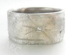 Union star Diamond stone set ring £160.00
