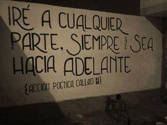 Acción poética Callao #Acción Poética Callao #accion