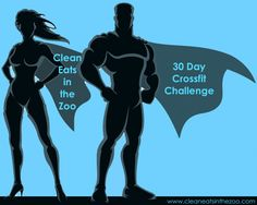 New 30 Day At-Home CrossFit Challenge Starts Monday! - Life Made Full