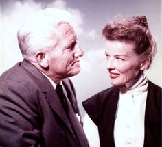 {great love stories № 15 | spencer tracy & katharine hepburn} by {this is glamorous}, via Flickr