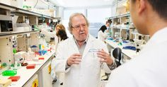 James P. Allison, who saw the devastating effects of cancer on his family, discovered a way to disable one of its main defenses.