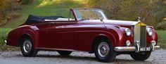 1959 Rolls-Royce Silver Cloud Convertible Coupé (LWB)