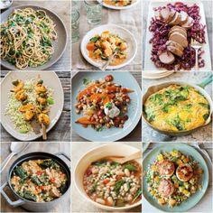 Recipe Roundup: Easy Weeknight Dinners
