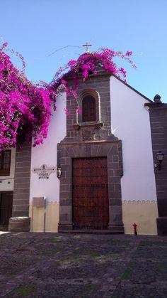 Chapter where Cristobal Colòn used to pray, Las Palmas