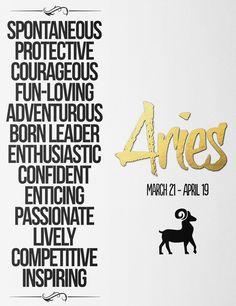 Aries Zodiac March t shirt born t-shirt women girl tee Aries Zodiac Facts, Aries Quotes, Astrology And Horoscopes, Astrology Zodiac, Quotes Quotes, All About Aries, Aries Baby, Aries Traits, Aries Love