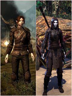 thieves armor cosplay guild Skyrim