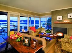 Alderbrook Resort & Spa - Union, Washington http://www.alderbrookresort.com/guest-house/