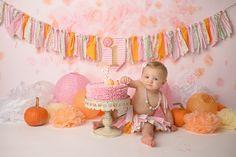 Pumpkin Patch Birthday, Pumpkin Birthday Parties, Pumpkin First Birthday, Baby Girl First Birthday, Fall Birthday, Halloween Birthday, First Birthday Parties, October Birthday, Thanksgiving Birthday