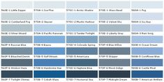 aquamarine color chip sample swatch palette on behr paint interior color chart id=68760