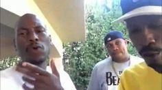 Forgot Rap Legendary Shit - Tyrese Gibson Video