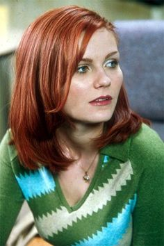 Kirsten Dunst: played Mary Jane Watson in the Spider-Man movies Mary Jane Watson, Kirsten Dunst, Dark Souls, Zendaya, Spiderman Movie, Spiderman Suits, Redhead Girl, Columbia Pictures, Hair Designs