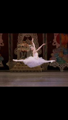 Lauren Lovette as the Sugar Plum Fairy in NYCB's production of The Nutcracker. December 2012.