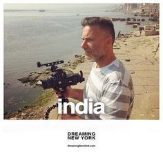 INDIA - a new adventure by Marcelo Bukin New Adventures, Filmmaking, Mens Sunglasses, India, News, Mens Tops, Style, Cinema, Swag