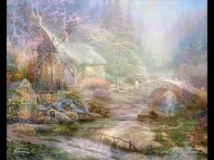 Картины Томаса Кинкейда.