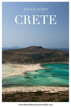 Local Secrets: Crete (10 Insider Tips from We Love Crete) Greece Destinations, Top Travel Destinations, Europe Travel Guide, Places To Travel, Travel Tips, Vacation Places, Budget Travel, Travel Ideas, Greece Travel