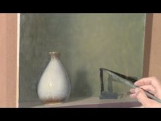 a (not so) still life with white vase - YouTube