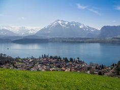 Höhenwege in der Schweiz: unsere Favoriten - als nuff! Mountains, Places, Nature, Travel, Enjoy The Silence, Swiss Alps, Birds Eye View, Water Tower, Fun Places To Go
