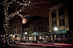 Downtown Fargo, February 2012 courtesy of mjoy Photography cc: @Fargo-Moorhead