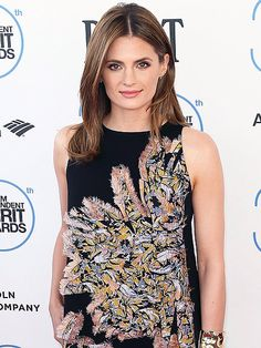 Stana Katic - absolutely stunning