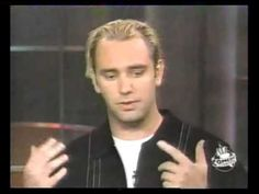 Trey Parker and Matt Stone talk about South Park with Craig Kilborn on The Daily Show in 1997