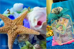 """Miami Bat Mitzvah – Danielle Guenther's """"Under the Sea"""" themed party"""