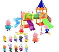 Birthday List, 4th Birthday, Peppa Pig House, My Busy Books, Doll Toys, Dolls, Kid Braid Styles, Braids For Kids, Sheep