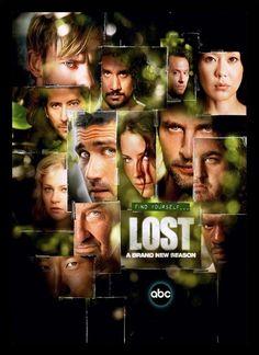 Quadro Poster Series Lost 4 - Comprar em Decor10