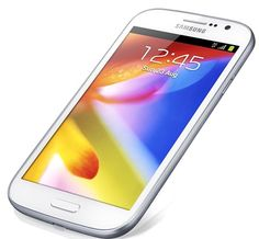 Samsung Galaxy Grand Dual Core Smartphone launched
