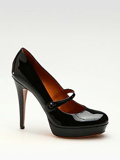 777fb0fd446 Shop for Betty Patent Leather Mary Jane Pumps by Gucci at ShopStyle.