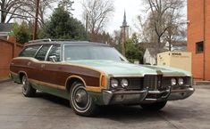 Ford Classic Cars, Classic Cars Online, Station Wagons For Sale, Old American Cars, Wagon Cars, Ford Ltd, Car Insurance Rates, Dream Cars, Somewhere In Time