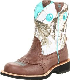 Amazon.com: Ariat Women's Fatbaby Cowgirl Boot: Shoes