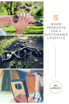 I went on a mission to discover 5 high quality wood products to incorporate into my life which were made using sustainably sourced wood.