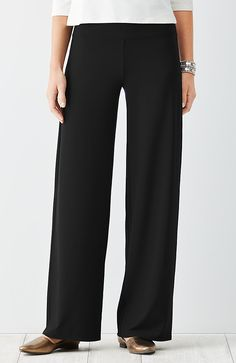 Wearever Smooth-Fit full-leg pants