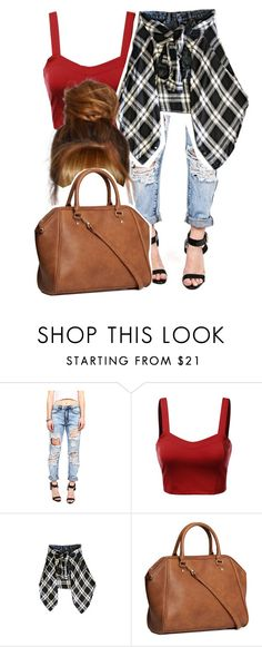 """""""Only one"""" by queen-tiller ❤ liked on Polyvore featuring J.TOMSON, Levi's and H&M"""