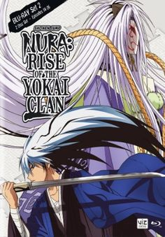 Nura: Rise of the Yokai Clan DVD Set 2 (Hyb) #RightStuf2013