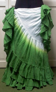 Avocado Angelica 25 Yard Skirt  You can order yours here:  http://www.paintedladyemporium.com/Shop-Here.html