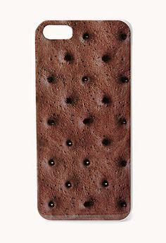 #ForeverHoliday | Ha ha! Yum! | Ice Cream Sandwich Phone Case | FOREVER21 - 1031558182