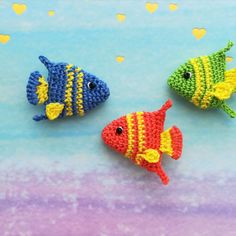 Fish Patterns, Crochet Animal Patterns, Crochet Patterns Amigurumi, Doll Patterns, Knitting Patterns, Crochet Beanie, Knit Crochet, Crochet Hats, Pattern Cute