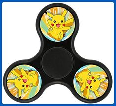 Onions Fidget Spinner High Speed with Tri-Spinner Relieving Stress and Anxiety. Best Choice for ADD, ADHD Suffers Perfect toys for children and Adults(Pokemon) - Fidget spinner (*Amazon Partner-Link)