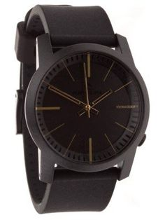 Rip Curl Cambridge Silicone Watch - Midnight - http://uhr.haus/rip-curl/rip-curl-cambridge-silicone-watch-midnight