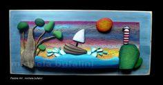 Michela Bufalini - Regali del mare / assemblaggio ... @Gigarte.com