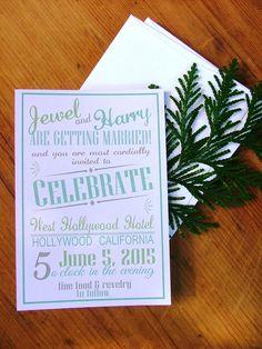 mint wedding invitations,diy, print your own wedding invitations, mint green