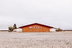 jeffstockwell:  Motel - New Mexico