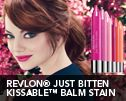 Revlon Just Bitten Kissable™ Balm Stain. Love this stuff. Try it!