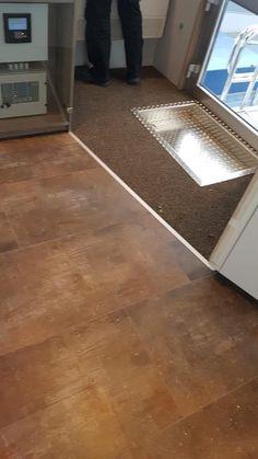 pvc met inloopmat Tile Floor, Flooring, Texture, Crafts, Surface Finish, Manualidades, Tile Flooring, Wood Flooring, Handmade Crafts