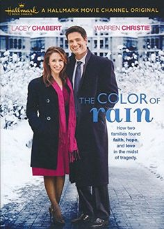 Lacey Chabert & Warren Christie & Anne Wheeler-Color of Rain, The Películas Hallmark, Hallmark Movies, Hallmark Christmas, Family Christmas Movies, Family Movies, Holiday Movies, Xmas Movies, Christmas Music, Christmas Lights