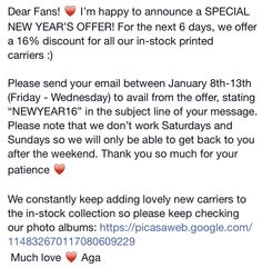 ❤️ WE HAVE A SUPER SPECIAL OFFER FOR OUR FANS ❤️ If you are interested in placing an order or have anymore questions, please send an email to: info@madamegoogoo.com    ❤️ YOU CAN SEE MORE DETAILS ON OUR FACEBOOK: https://m.facebook.com/profile.php?id=145687608816099&ref=bookmarks