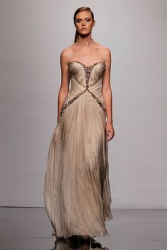 Abed Mahfouz - RTW Collection Spring - Summer 2011