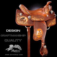 Western Bridles, Saddles, Cowboy Hats, Westerns, Design, Roping Saddles